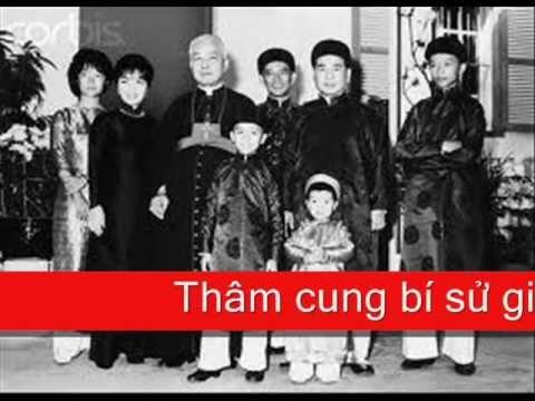 Những bí ẩn về gia đình Ngô Đình Diệm .wmv