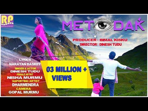 METDAK//DINESH TUDU//NEW SANTHALI VIDEO SONG//