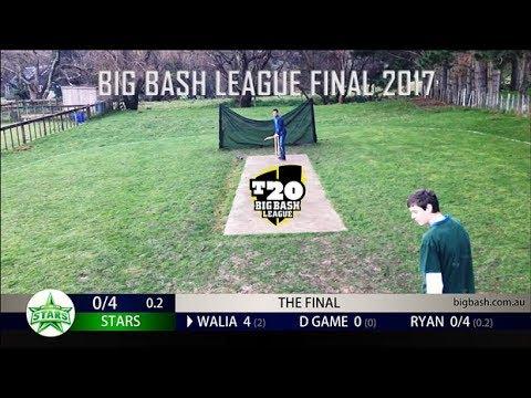 Big Bash League Final 2017
