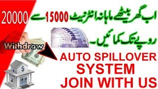 WHAT IS AUTO SPILLOVER SYSTEM URDU HINDI 2018 / HOW AUTO SPILLOVER WORK?