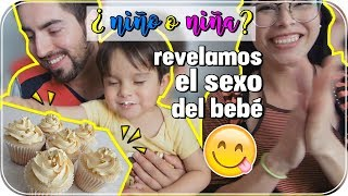 ¿Niño o niña? revelamos el sexo del bebé, girl or boy gender reveal, sorpresa - Mamá Youtuber