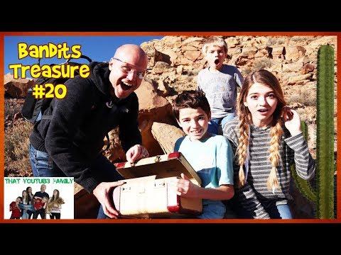 BANDiTS The Last Hidden Treasure - Bandits Treasure #20/ That YouTub3 Family I Family Channel