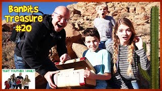 BANDiTS The Last Hidden Treasure - Bandits Treasure #20/ That YouTub3 Family I Family Channel