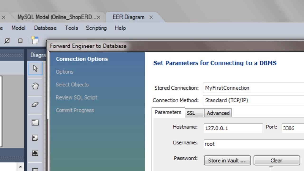 Converting ERD to DATABASE tables MySQL - YouTube