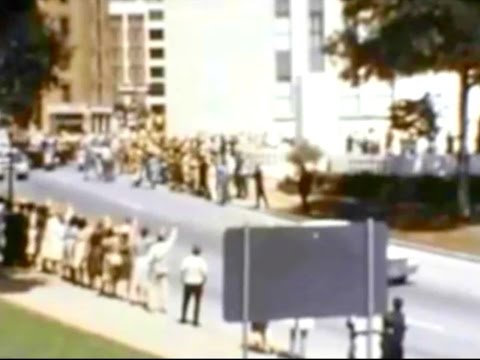 The Other Zapruder Film - The Turn On Elm?