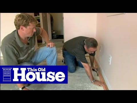 How to Install Wall-To-Wall Carpeting