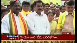 Chandrababu Condolences to Ik Gujral - TV5