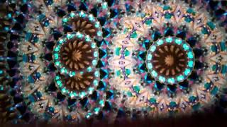 HandHeld Kaleidoscope by Reynolds in Madrone Veneer and Marquetry
