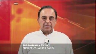Internet Hindus Debate: Dr Subramanian Swamy vs Sagarika Ghosh