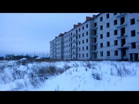 В Брянске появился дом призрак