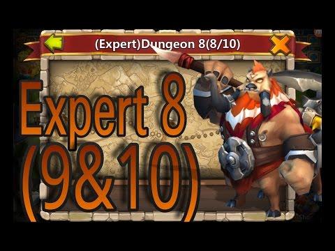 Expert Dungeon 8 (9&10)