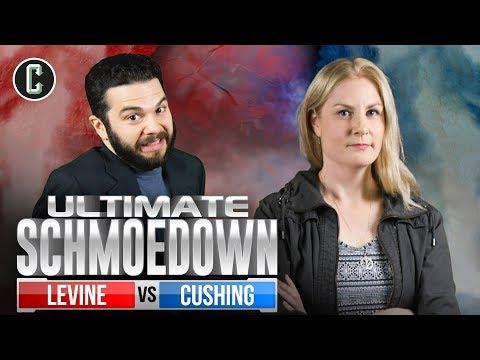 Samm Levine VS Rachel Cushing - Movie Trivia Schmoedown Tournament Semifinals