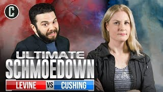 Samm Levine VS Rachel Cushing - Movie Trivia Schmoedown Tournament Semifinals
