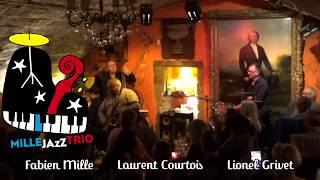 Le Mille Jazz Trio invite Daniel Huck