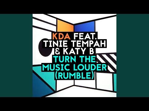 Turn The Music Louder (Rumble) (Instrumental)