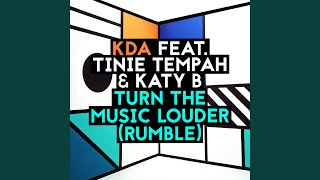 Turn The Music Louder (Rumble) (Instrumental)