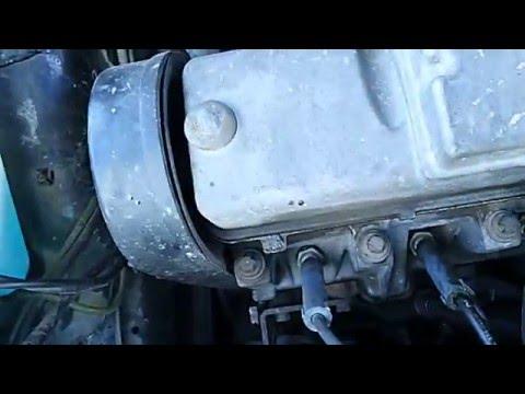 [ВАЗ 2114] Посторонний звук (треск) в двигателе! 1.5 8кл.