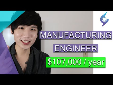 What Is A Manufacturing Engineer? (Job Role, Requirements, Salary)