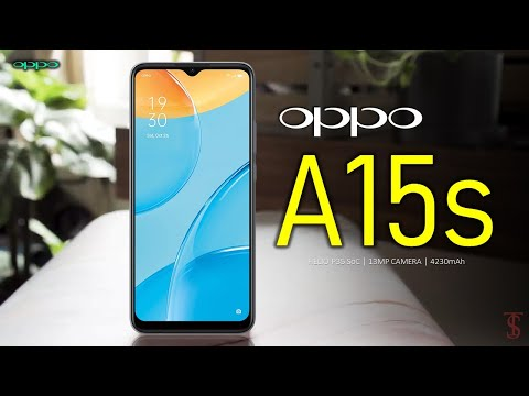 Oppo A15s Price, Official Look, Design, Camera, Specifications, Features, and Sale Details