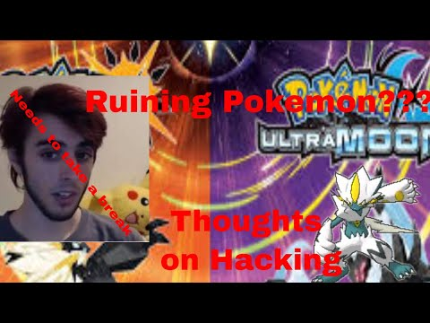 The Problem with the Pokemon Community (aka Verlisify and Hacking)