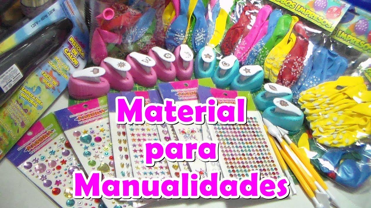 Nuevo material para manualidades pascua 2 youtube - Materiales para encimeras de cocina ...