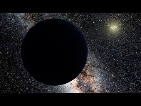 Planeta Nueve, el gran misterio del Sistema Solar