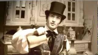 Рекламный ролик абсента. из библиотеки Market-Studio.com