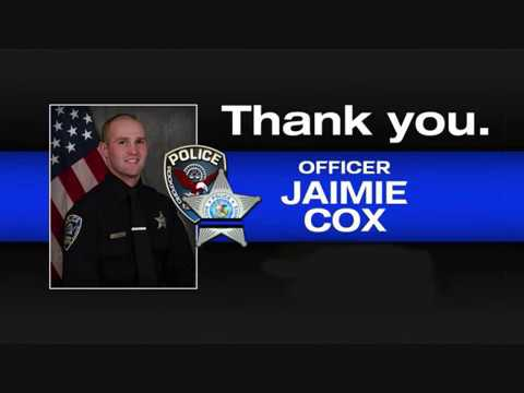 Officer Jaimie Cox Last Call