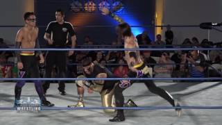 WCWC: Midnight Marvels Vs Bonus Boyz