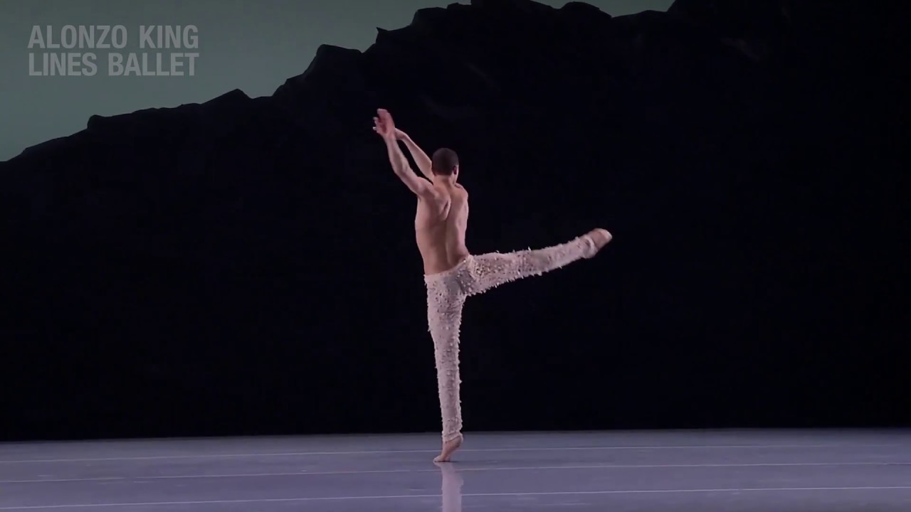 video: Alonzo King LINES Ballet, Sutra