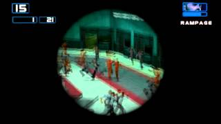 State of Emergency 2 (PS2 Gameplay)