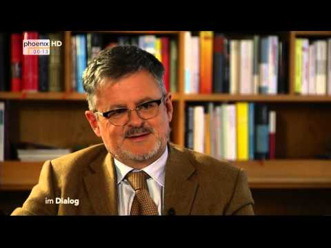 Christopher Clark im Dialog mit Michael Krons am 29.03.2014