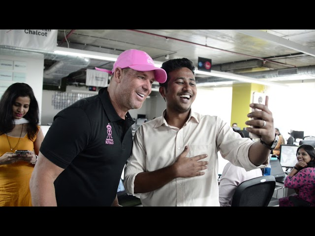 Cold Calling With Warnie | IPL 2019 | Rajasthan Royals