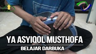 Download lagu New Ya Asyiqol Musthofa gus azmi darbuka cover MP3