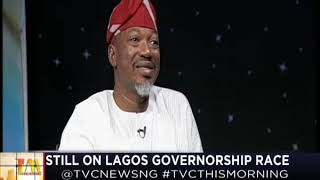 This Morning Sept.14th, 2018|Still on Lagos Governorship Race
