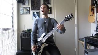 Tremonti - Decay (guitar cover)