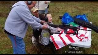teaching kids to shoot? - Young Guns 4