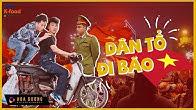 [Nhạc Chế] - DÂN TỔ ĐI BÃO - Trung Ruồi, Thái Dương