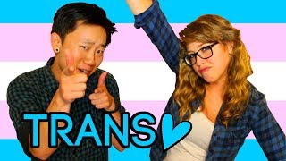 TRANSGENDER ADVENTURE! Thumbnail