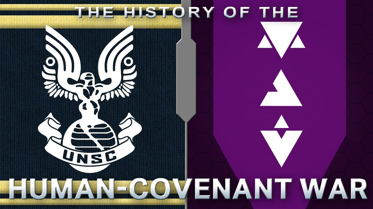 History of the Human-Covenant War - MCC on PC Primer Series