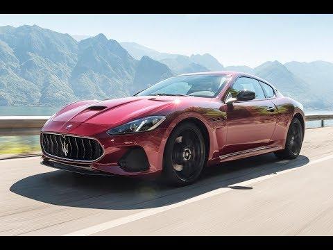 Maserati GranTurismo 2018 Fastest Car Ever Booming Tech - YouTube