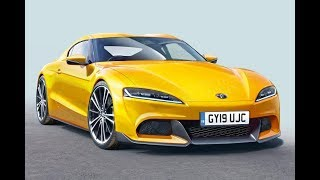 WOW Toyota Supra All The Latest On The 2018 Sports Car