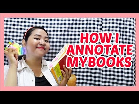 How I Annotate My Books | Booktube Indonesia