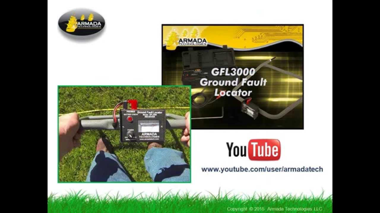 Find It Fix Fridays How To Use A Ground Fault Locator Youtube Wiring Hot Tub Damaged Wires