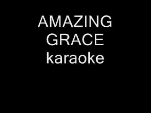 Karaoke Amazing Grace - Traditional * - YouTube