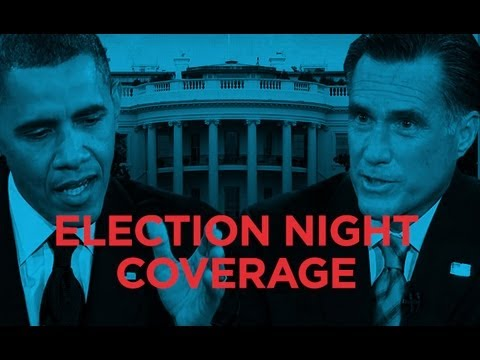 2012 Election Night Commentary With Larry King | Ora 2012 With Larry King