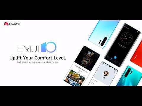 ¡EMUI 10 llegará dentro de muy poco para beneficiar a los usuarios!