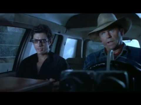 Jurassic Park-Adam Sandler Goat Mashup Part 2