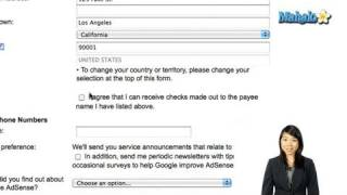 How to Set Up a Google AdSense Account