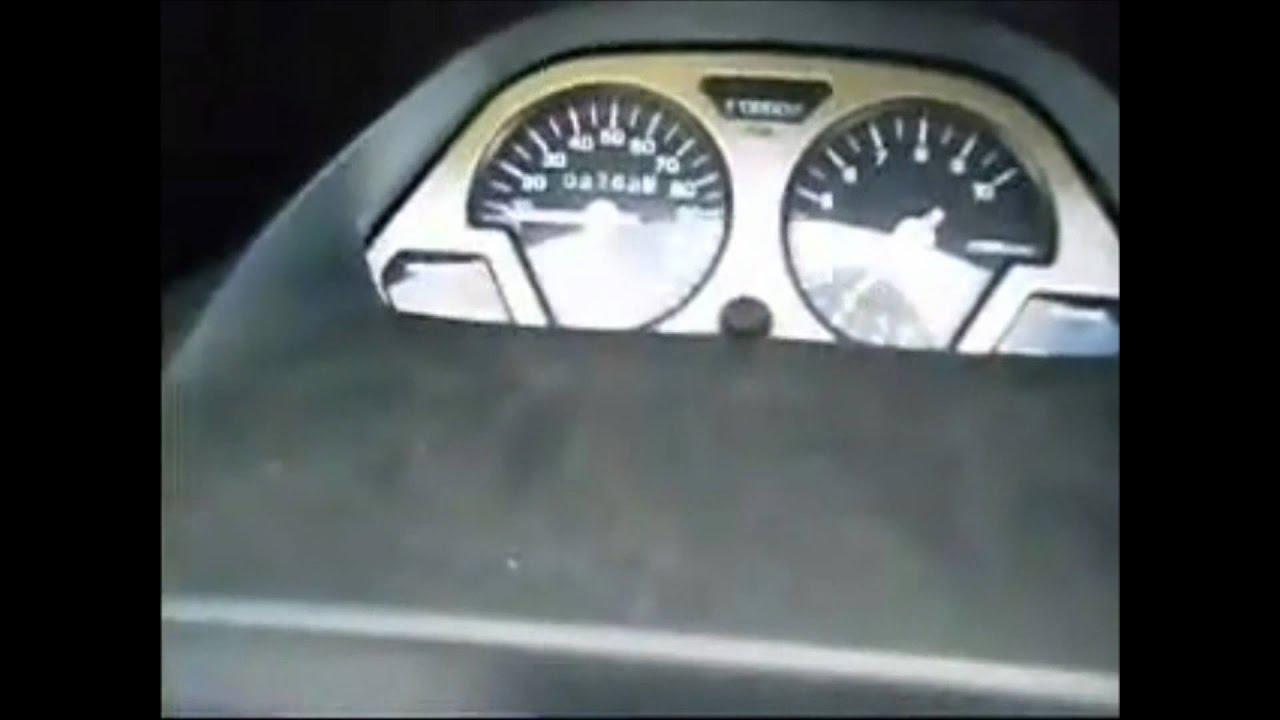Yamaha Vmax Top Speed Youtube
